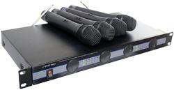 Amplificador PYLE PRO Power 2000